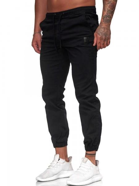 Herren Chino Hose Jeans Designer Chinohose Slim Fit Männer Skinny MAU200
